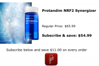 NRF2 Synergizer (retail or wholesale)