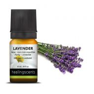 LAVENDER: FRENCH ESSENTIAL OIL 10 ml (100%)
